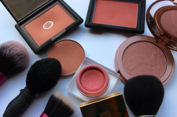 Top 5 blushes