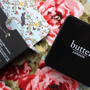 Butter London Cheeky Creamy Blush In Abbey Rose