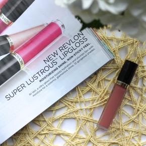Revlon Super Lustrous Lipgloss in SuperNatural