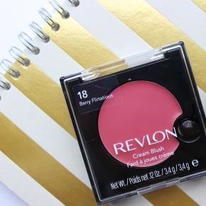 Revlon Cream Blush in BerryFlirtatious