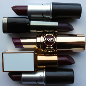 Top 5 Fall Berry Lipsticks