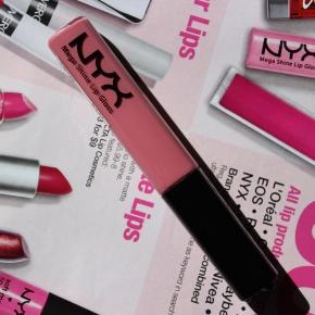 NYX Mega Shine Lipgloss inBeige