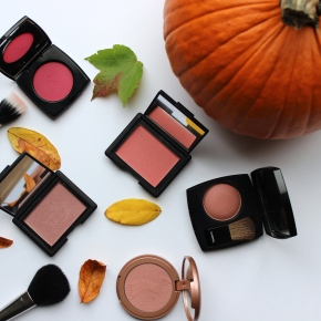 My Top 5 Blushes ForFall