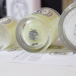 Diptyque Candle Sizes