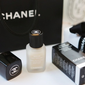 Chanel Beautè De Ongles Protective Base Coat