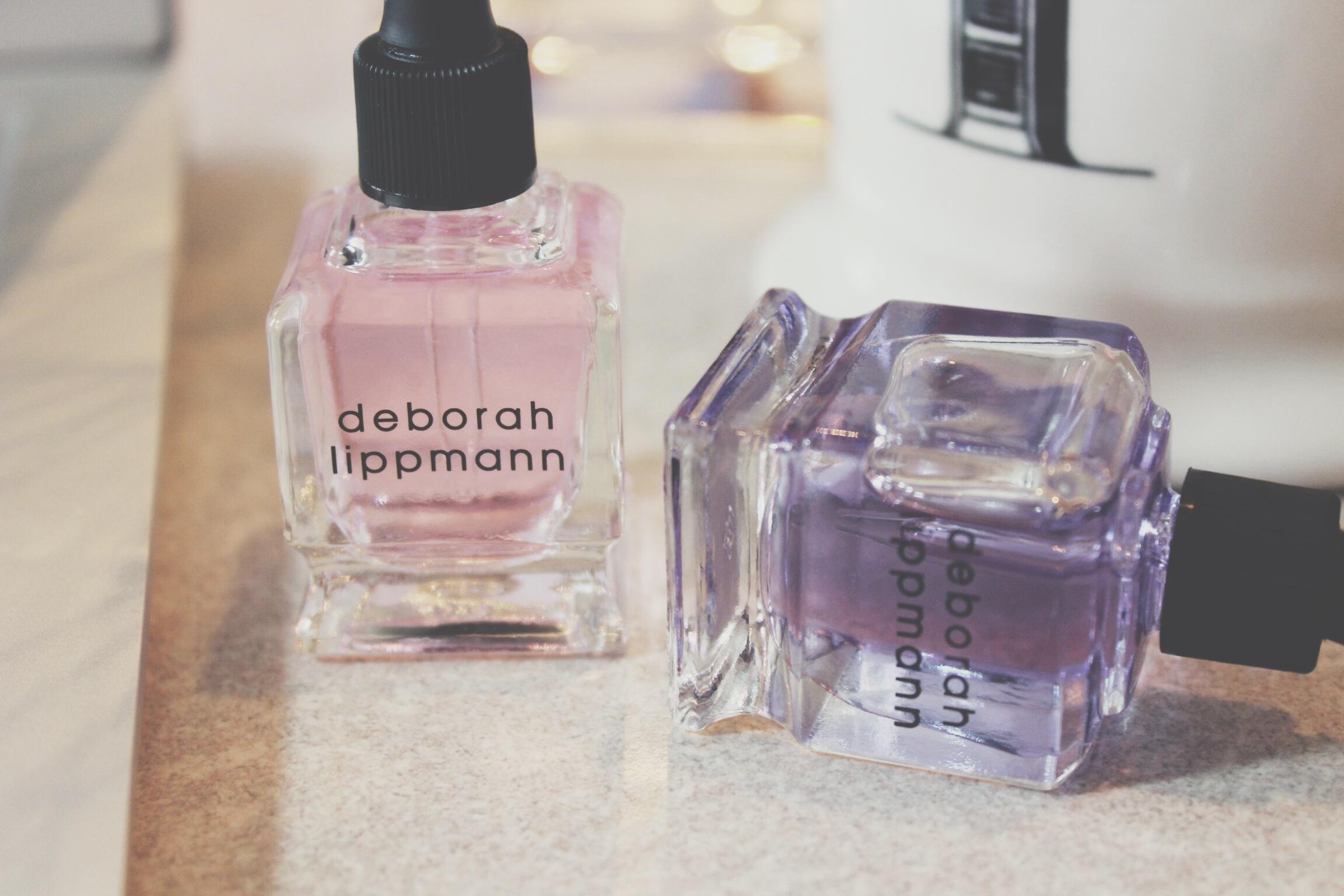Nail Care With Deborah Lippmann