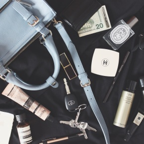 Updated What's In My Bag . . .