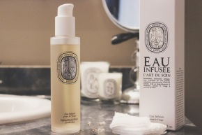 Diptyque Infused FacialWater